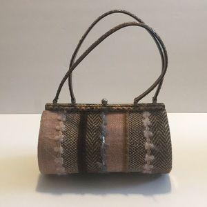 Moschino Vintage Doctor Bag